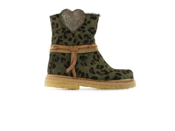 Shoesme baby crepe  BC9W064-C Green Leo