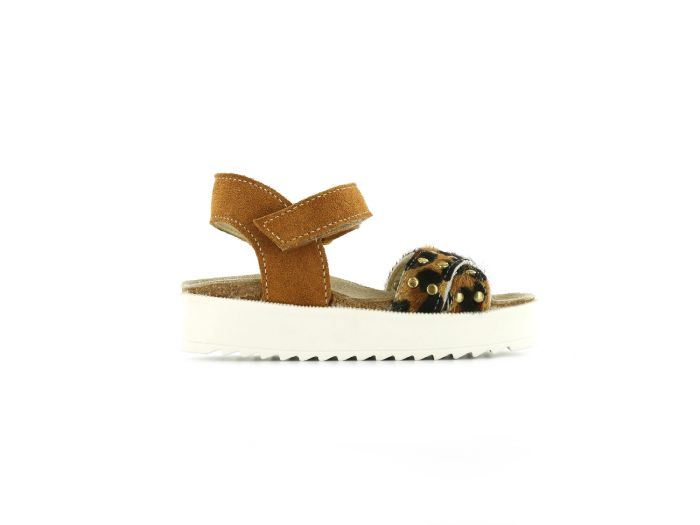 Shoesme sandaal RA9S070-B Cognac