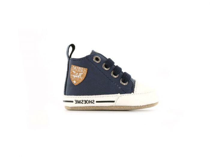Shoesme babyslofje BS9A002-A Blauw